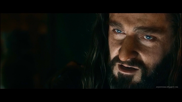 Richard Armitage jako Thorin Dębowa Tarcza