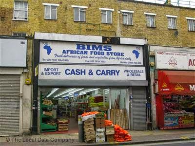 Bola Amole food store