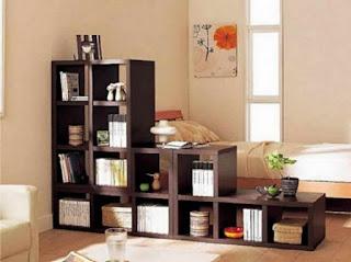 7 Ide Desain Pembatas Ruangan untuk Rumah Minimalis