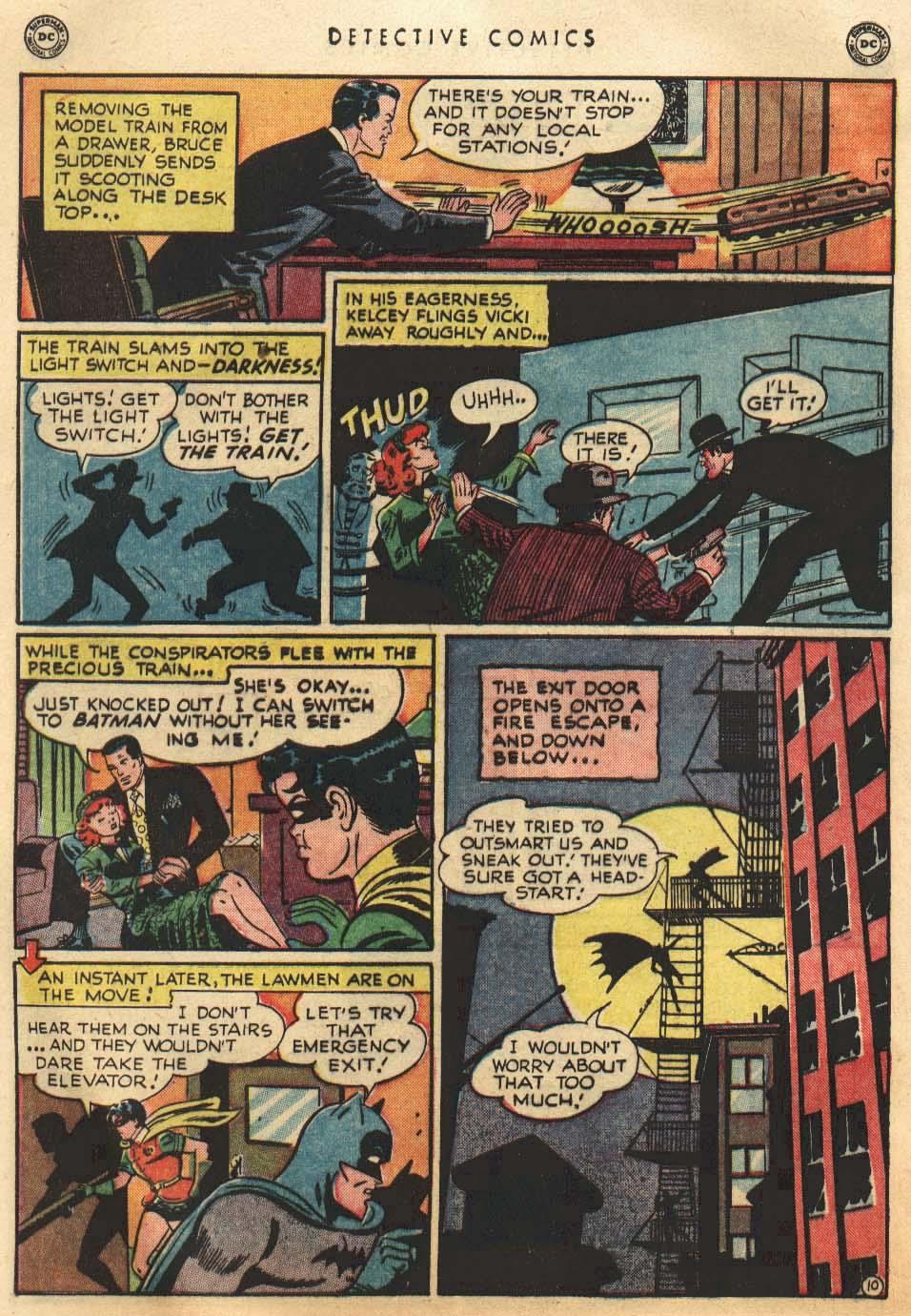 Detective Comics (1937) 155 Page 11