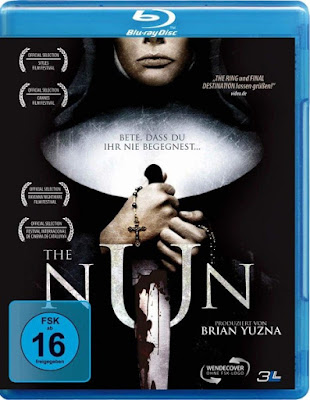 The Nun 2018 Dual Audio ORG 720p BRRip 500Mb HEVC x265