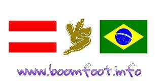 مشاهدة مباراة البرازيل و النمسا بث مباشر اليوم - مباراة ودية
