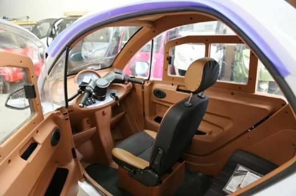 Motor Rasa Mobil Masuk Indonesia, Harga Rp18 Jutaan