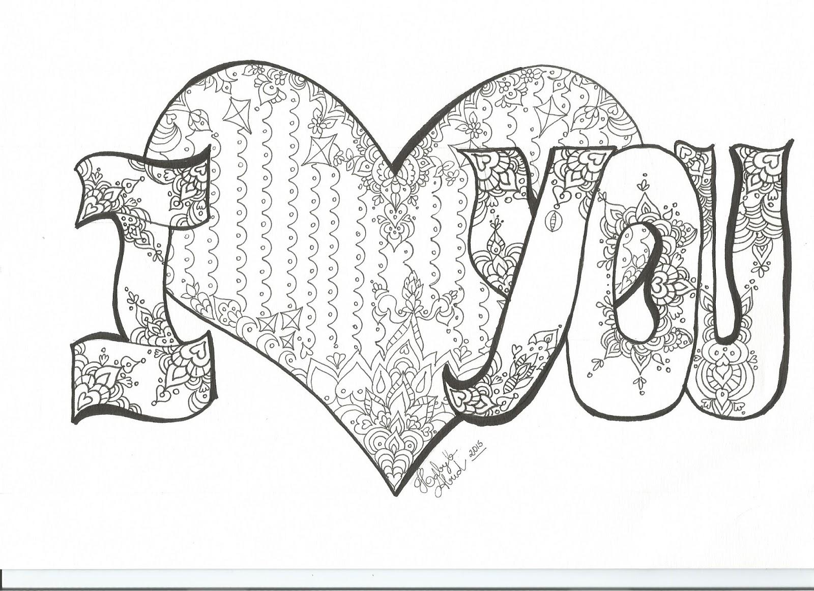 Desenhos De Amor Para Namorado: Desenhos Para Colorir- Dia Dos Namorados