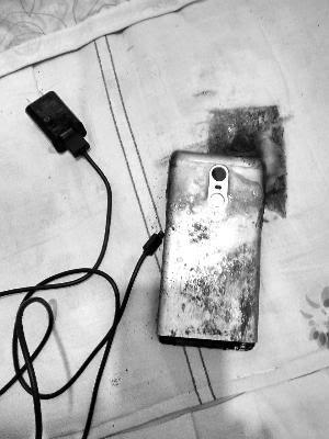 HP Xiaomi Meledak Saat Dicas