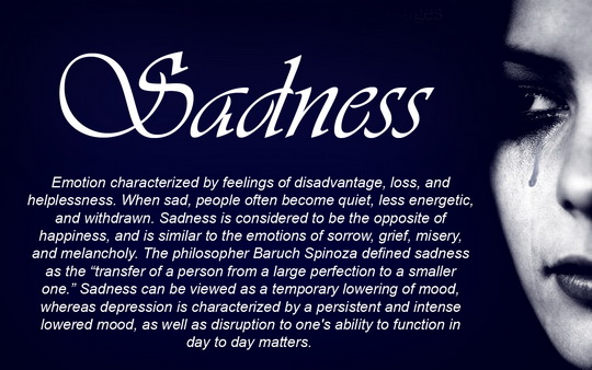 Http Sadquotes Xyz Post: Passionate Hearts :The Real Essence Of Life: Sadness (Some
