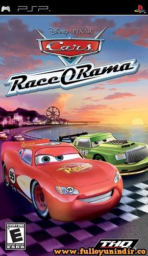 Cars Race-O-Rama PSP