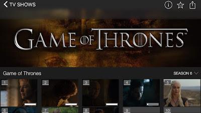 أفضل تطبيق أسطوري في العالم لمشاهدة الأفلام و السلاسل الأجنبية بجودة عالية و مجانا / games of thrones