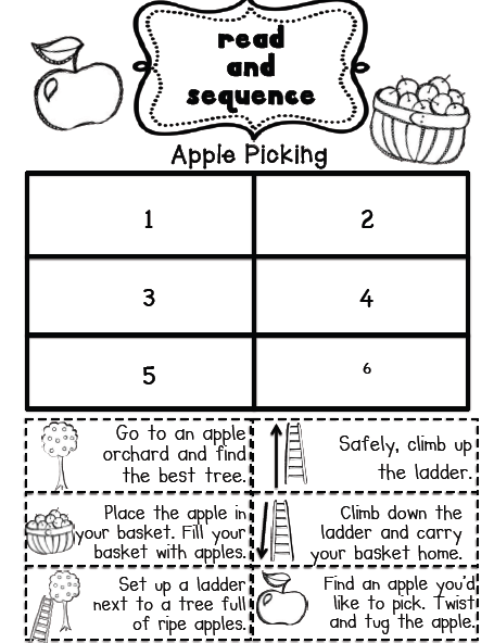 Sarah 39 S First Grade Snippets September Literacy Centers