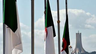الجزائر تحتفل بالذكرى الرابعة والستين الـ 64 لعيد ثورة التحرير الجزائرية الفاتح من نوفمبر 1954