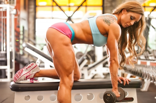 Weight Training for Women- Exercise and Workout!
