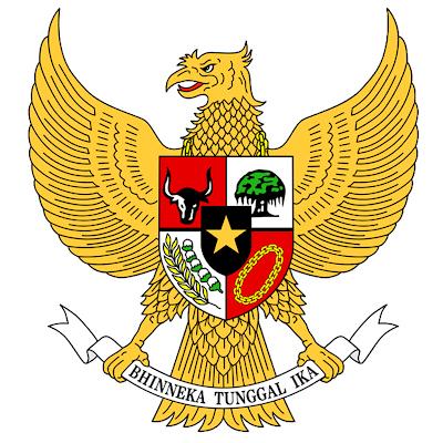 Изображение Государственного Герба Индонезии