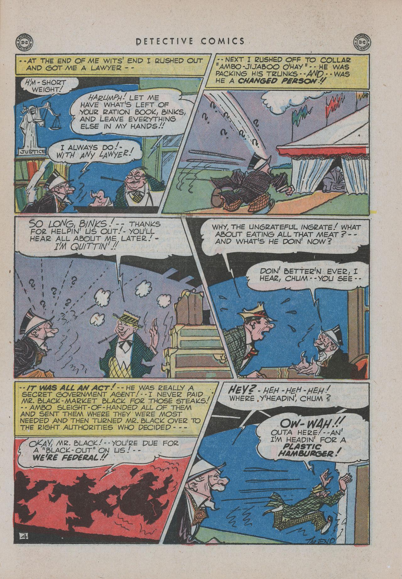 Read online Detective Comics (1937) comic -  Issue #108 - 36
