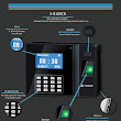 How long does it take to install and set up biometric devices? ~ Secureye