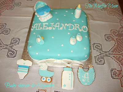 Baby Shower de Alejandro