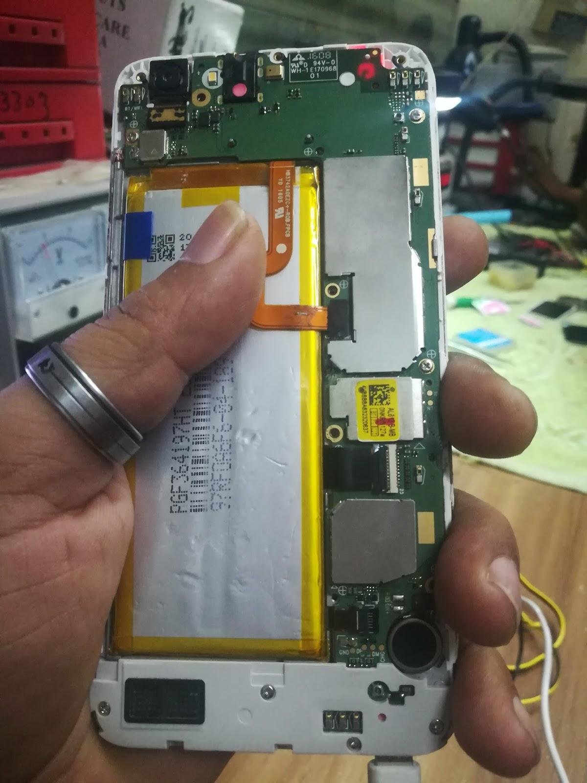 HUAWEI TAG-L13 Dead Boot Repair Firmware Flash File MT6753