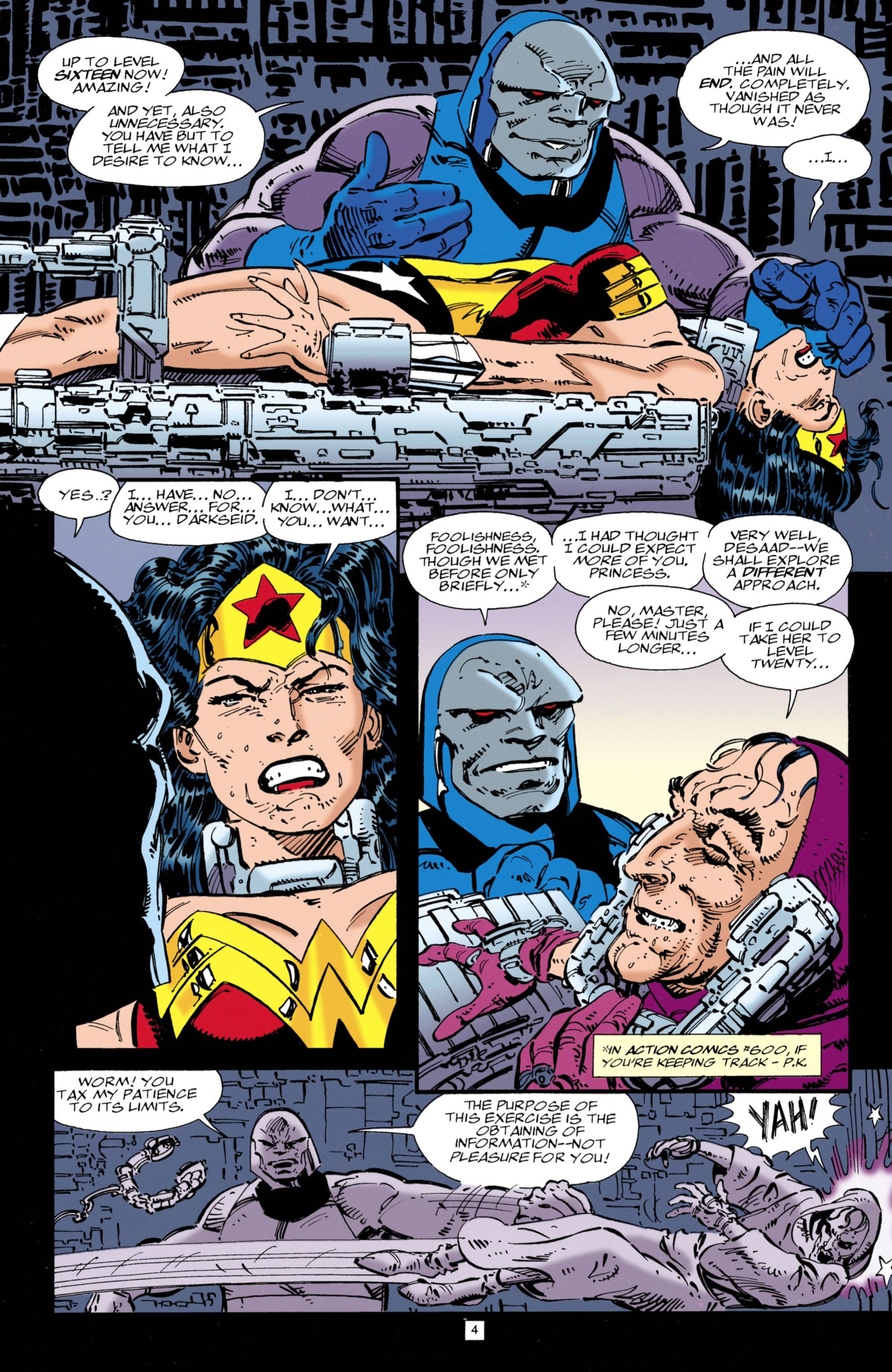 Read online Wonder Woman (1987) comic -  Issue #102 - 4