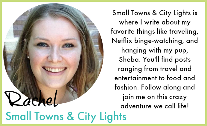 Rachel, Small Towns & City Lights