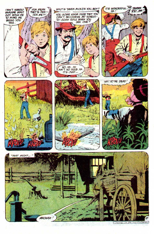 Read online Secret Origins (1986) comic -  Issue #21 - 11