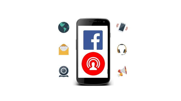 Facebook Live Marketing Strategy 101 - Udemy course