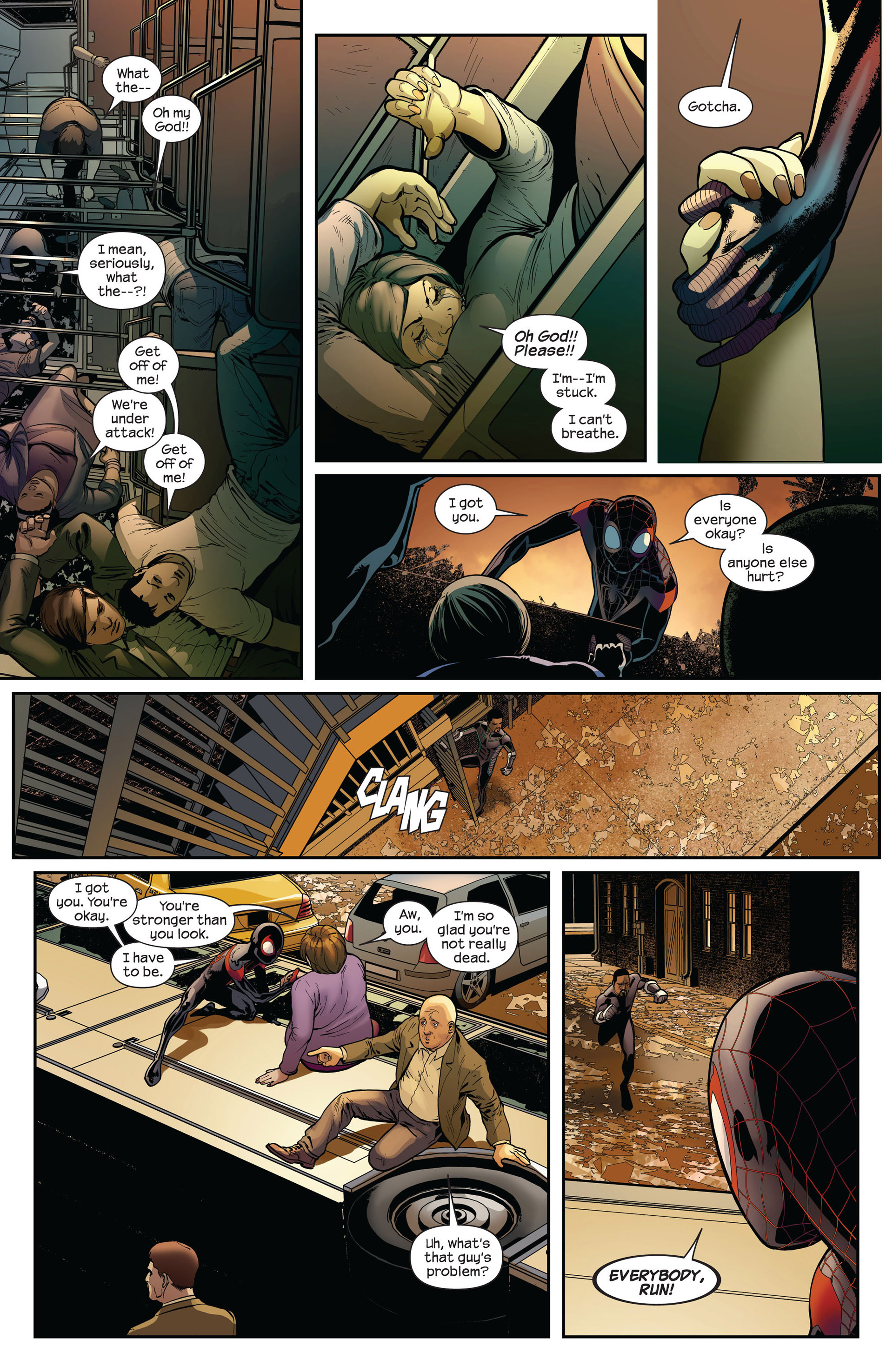 Read online Ultimate Comics Spider-Man (2011) comic -  Issue #12 - 16