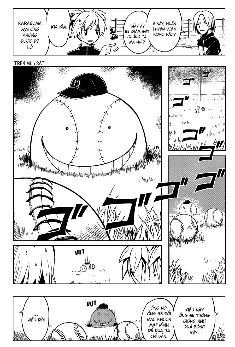 Ansatsu Kyoushitsu chap 33 trang 18