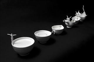 esculturas de ceramica