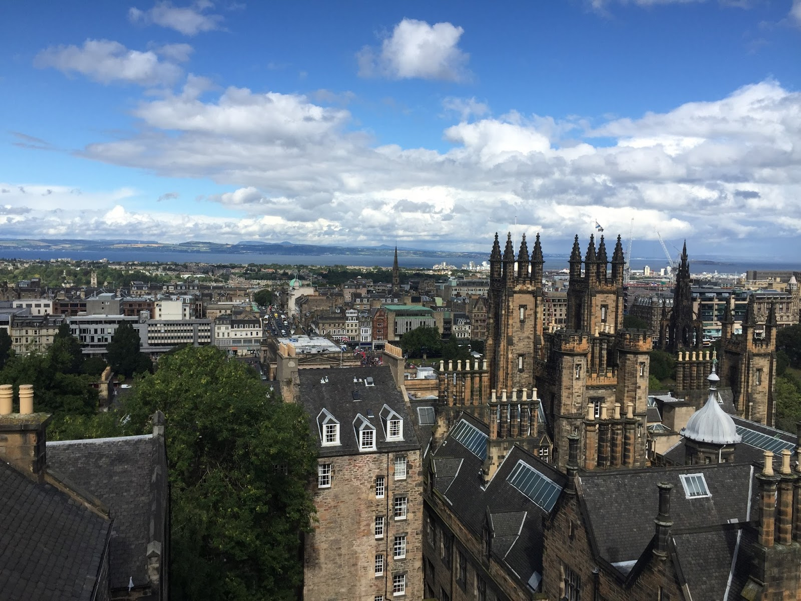 Lifestyle | Edinburgh adventures Part 1 #bloggerlodge