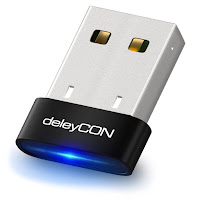 deleyCON USB Bluetooth 4.0 Adapter