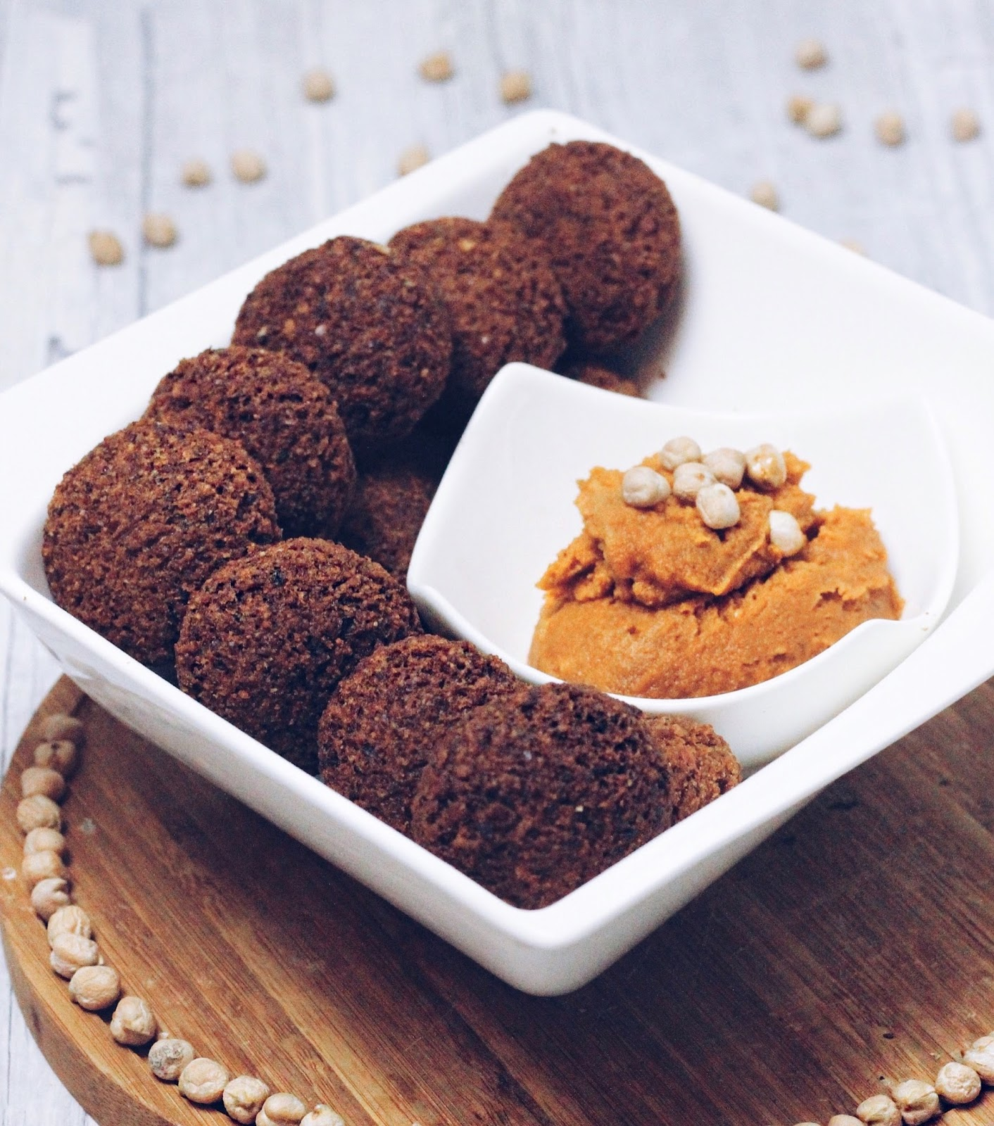 Hummus | Vegan, High Protein