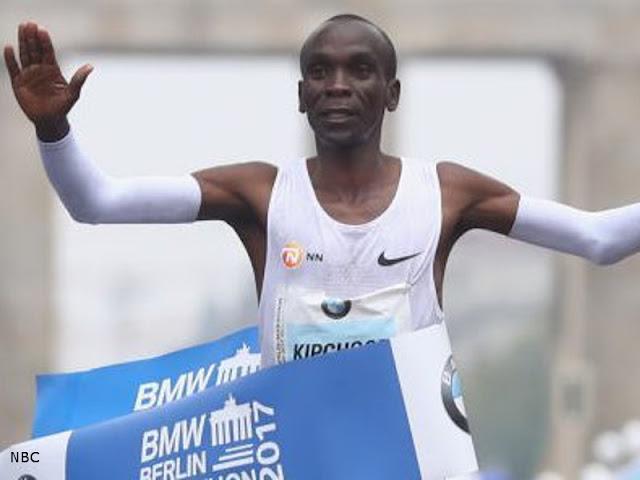 Eliud Kipchoge Ciptakan Rekor Baru Dunia di Berlin Marathon