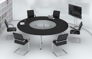 Những kiểu bố trí chỗ ngồi văn phòng thuận phong thủy