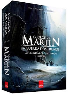 A Guerra dos Tronos, Crônicas de Gelo e fogo.