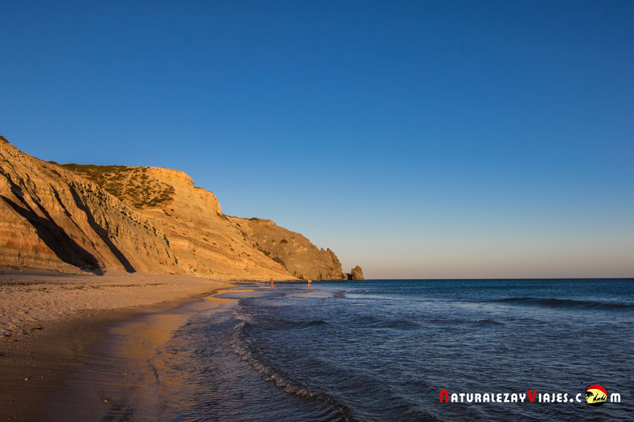 Playa de la Luz, Algarve