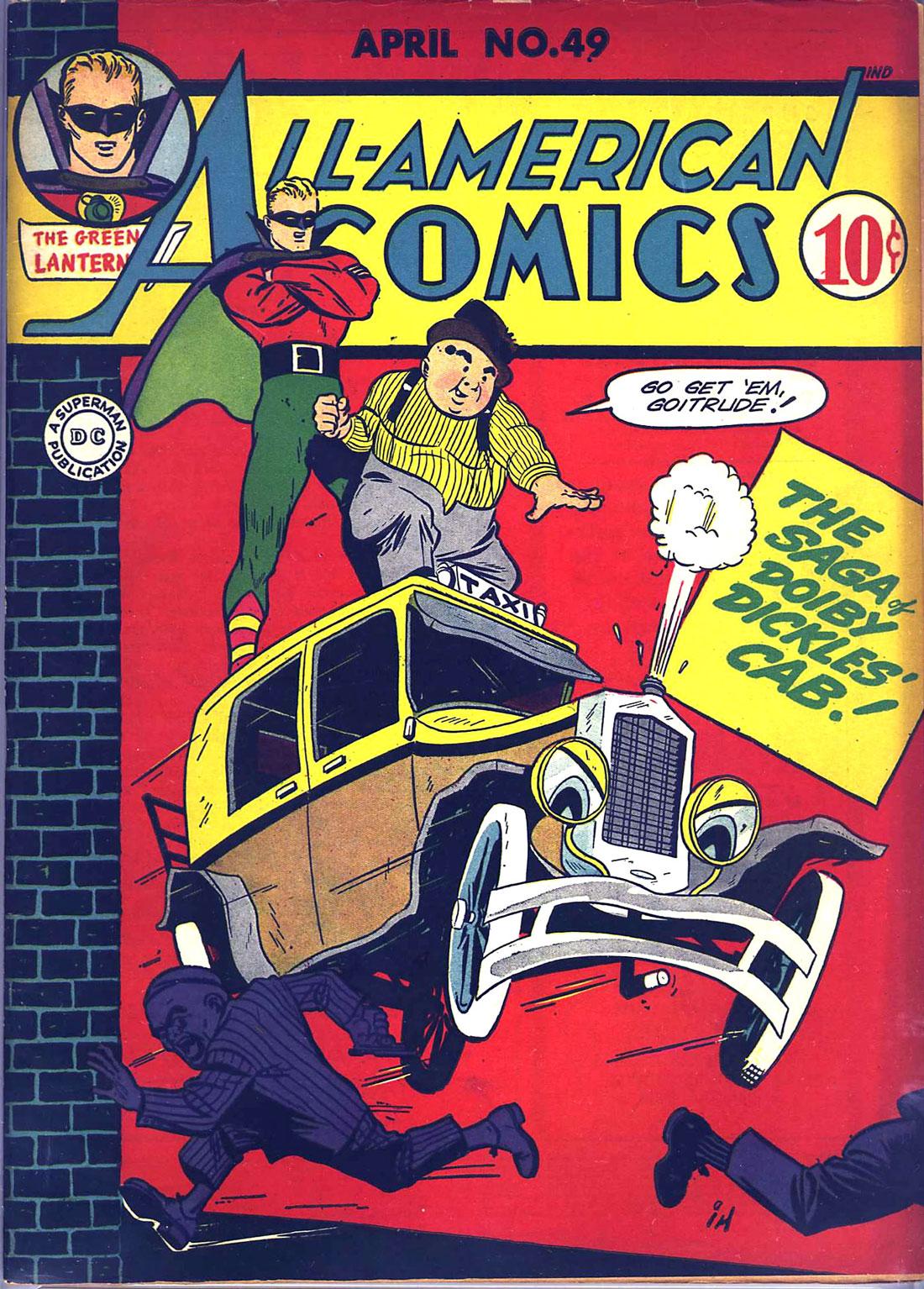 All-American Comics (1939) 49 Page 1