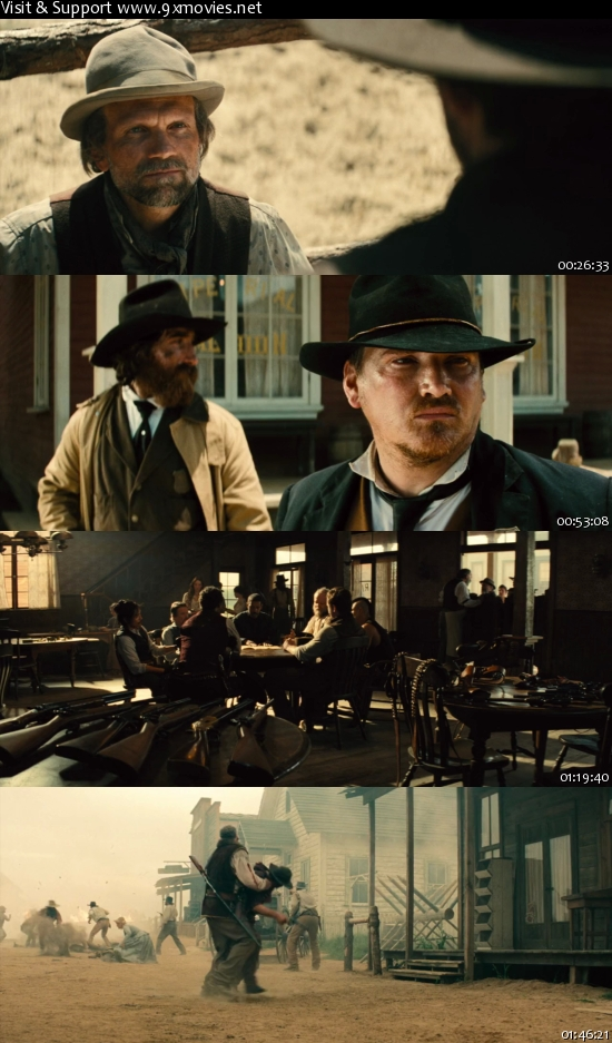 The Magnificent Seven 2016 English 480p BRRip