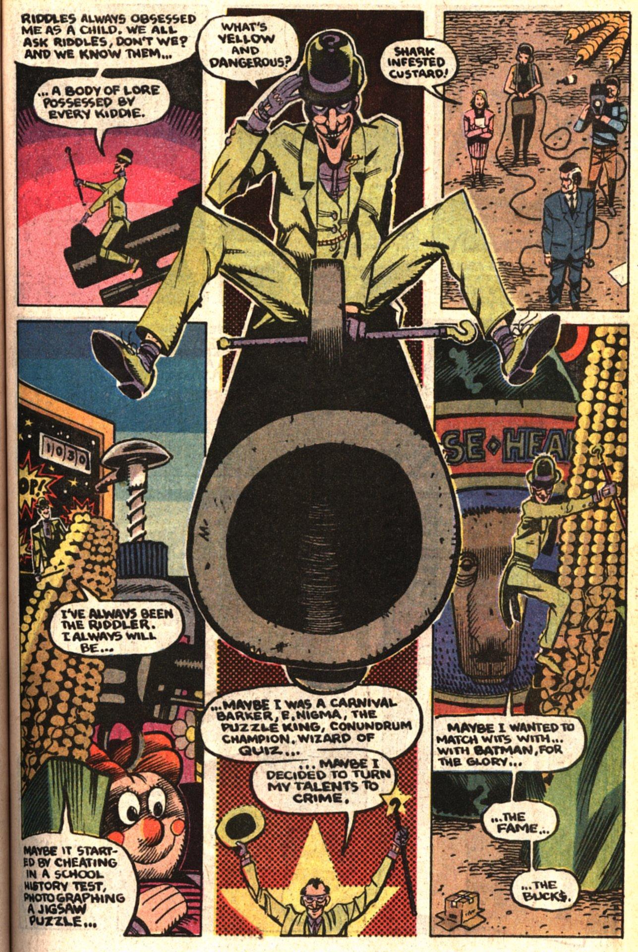 Read online Secret Origins (1986) comic -  Issue # _Special 1 - 30