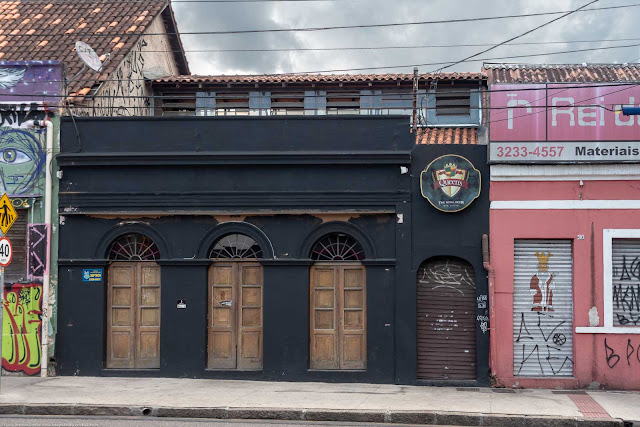 Casa na Rua Trajano Reis 389