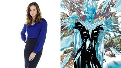 The Flash(2014), Danielle Panabaker como Caitlin Snow en los comics