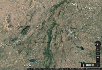 Mount Abu Geology