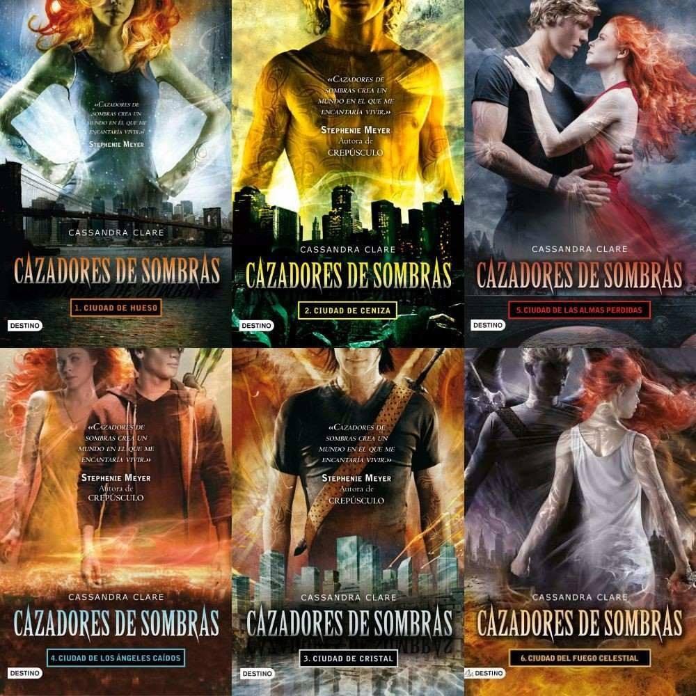 CAZADORES DE SOMBRAS | seriesblock