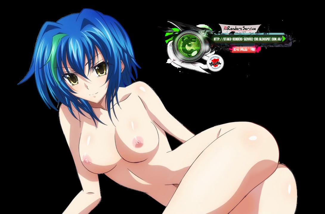 High school dxd nudity