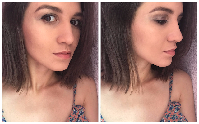 Catrice All Matt Plus Shine Control Powder makeup макияж