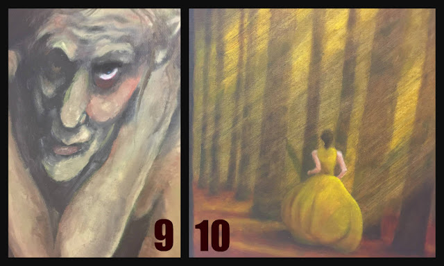"9 ""Darkness"" by Christoph Speenburgh 10 ""Forest Formal"" by Gary Masline"