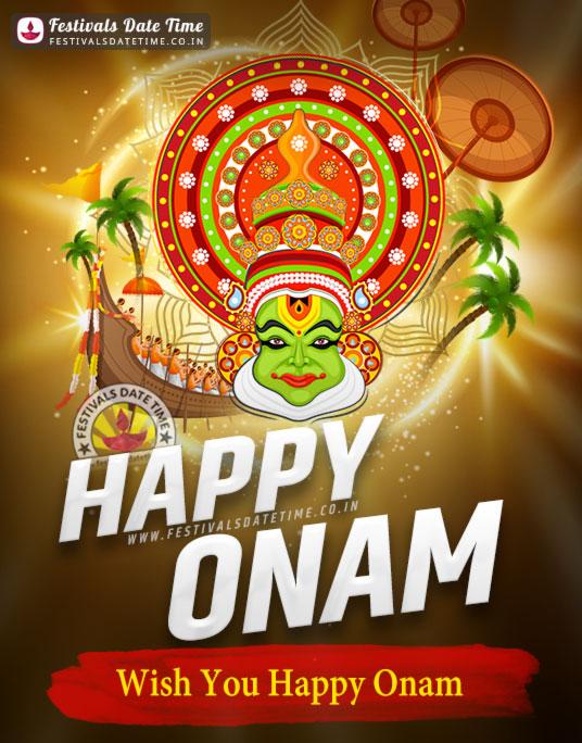 Onam Festival Wallpaper Free Download