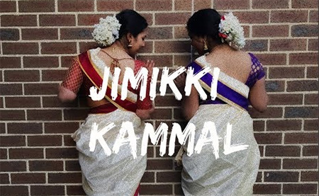 JIMIKKI KAMMAL DANCE | SRI LANKAN VERSION | Sinhala & Tamil Girls from Melbourne