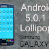 Cara Flash Upgrade Samsung Galaxy S4 I9500 Lollipop