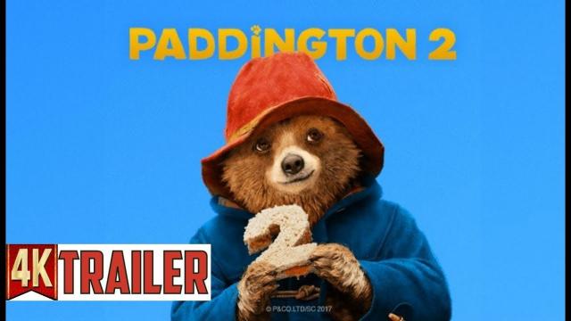 Hình ảnh Gấu Paddington 2