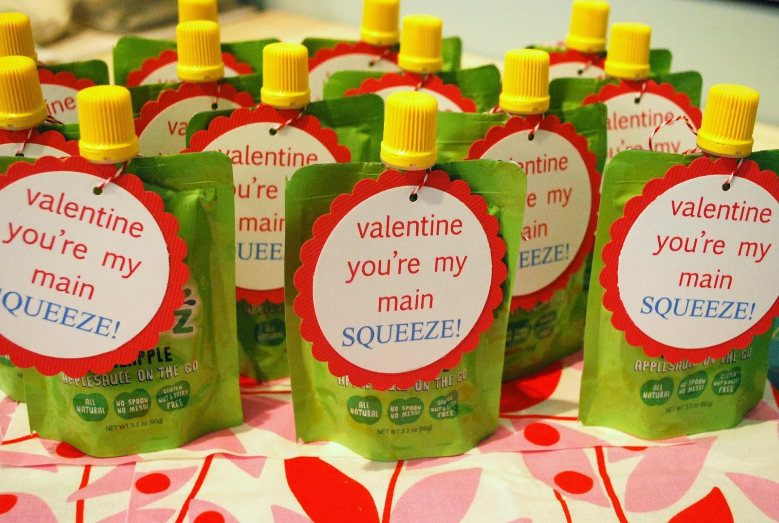 Preschool Valentine Gift Sisters What