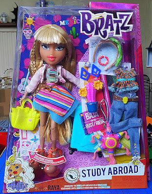 Bratz Study Abroad Raya goes to Mexico review